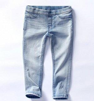 Легинсы джинсовые стрейч