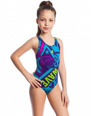 Юниорский купальник спортивный