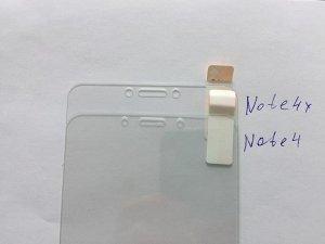 Стекло защитное 0,26 мм на ровную часть экрана Xiaomi redmi