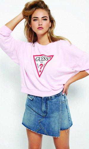 Джинсовые шорты-юбка Guess
