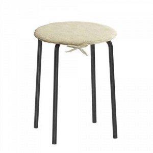 Накидка ALTRO на табурет Икеа Мариус арт.541178-16 Диаметр сиденья: 32 см, упаковка 2 шт.