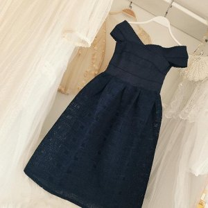Платье Ог 66-88см, длина 84см