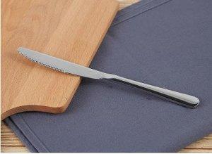 Нож Нож для стейка, 22,5 см, вес 95 гр. нержавеющая сталь