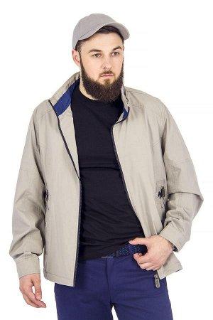 Куртка лето серый