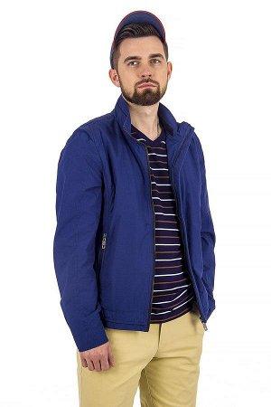 Куртка лето синяя