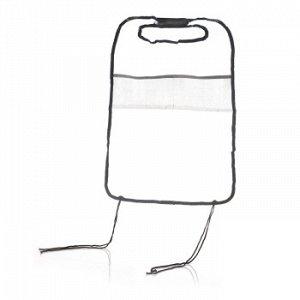 Органайзер на спинку сиденья - защита от детских ног CARFORT CUBE 5, 58*44 см (1/48)