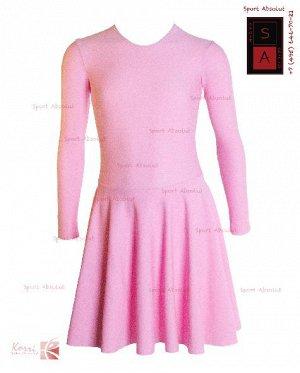 Рейтинговое платье Р 39-011 ПА розовый