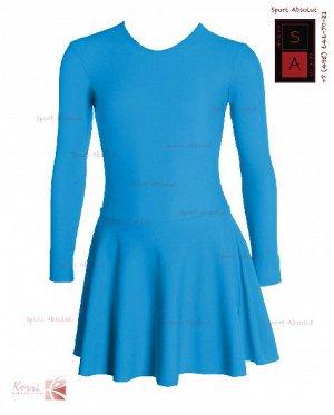 Рейтинговое платье Р 39-011 ПА синий