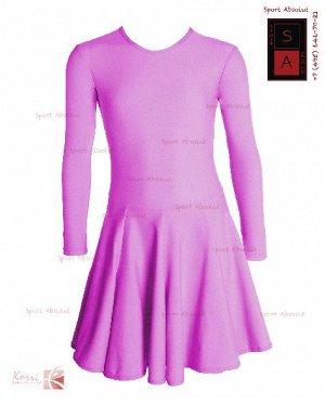 Рейтинговое платье Р 82-011 ПА фиолетовый