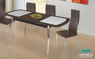 Марибель - 35  Мебель в Рассрочку  — Столы обеденные — Стулья и столы