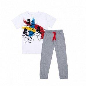 Комплект футболка брюки для мальчиков