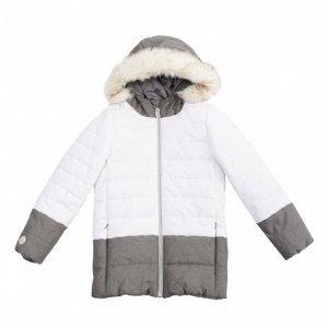 Куртка текстильная для девочек  зима