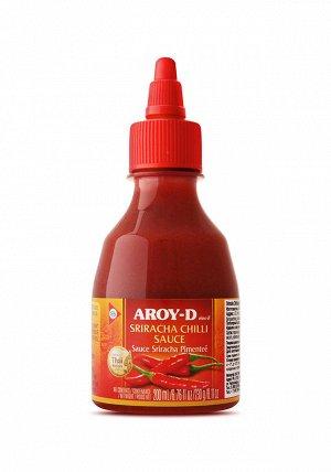 "Соус ""Шрирача"" AROY-D пл/б(35% перца чили)"