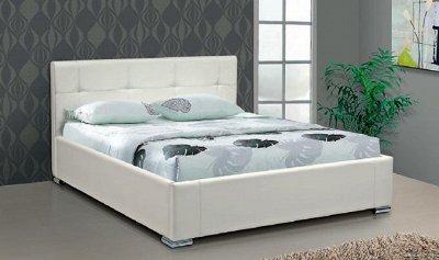 Марибель - 37  Мебель в Рассрочку  — Кровати кожанные — Кровати