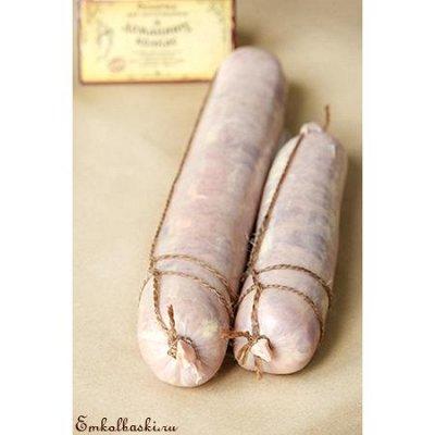 Я**ЕМколбаски!10 Сделать полезную колбаску самому просто!    — Круга говяжьи 55/60 – 9м — Копченые колбасы