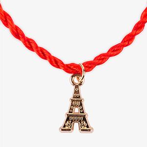 """Браслет с подвеской №22 """"Париж!"""""""