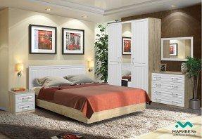 Марибель - 31.1  Рассрочка платежа  — Наборы мебели в спальню — Гарнитуры