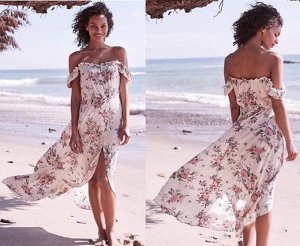 Платье цвет: КРЕМОВЫЙ