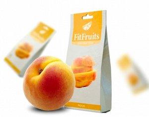 Фруктовые чипсы fitfruits персик 20 г