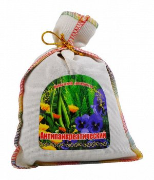 """Чай """"Антипанкреатический"""" (""""Травы поджелудочные №5"""") 150 гр"""