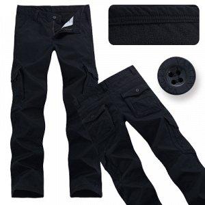 Отличные брюки, на штанинах по 2 кармана, теплые, приятные