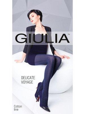 Продам новые плотные колготки Giulia DELICATE VOYAGE, молочного цвета.