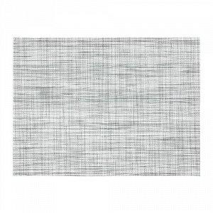 СНУББИГ Салфетка под приборы, белый/черный цена за 4 шт