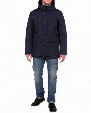Куртка средней длины на утеплителе 199801