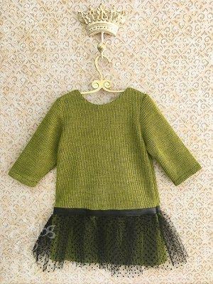 Платье теплое 483-ПЗ