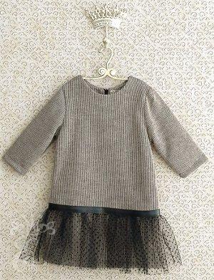 Платье теплое 483-ПК