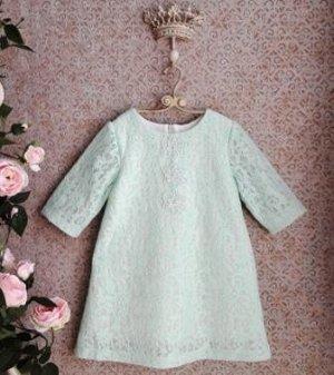 Платье на подкладе Кружево 634-ПКМт