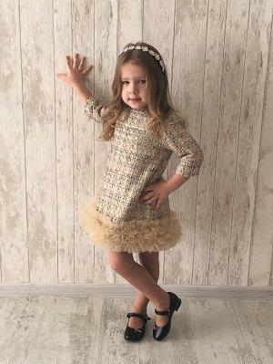 Платье нарядное Ша*нель 745-ПШЗ