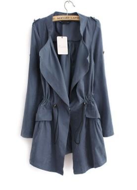 Написано пальто. По факту - летний плащ