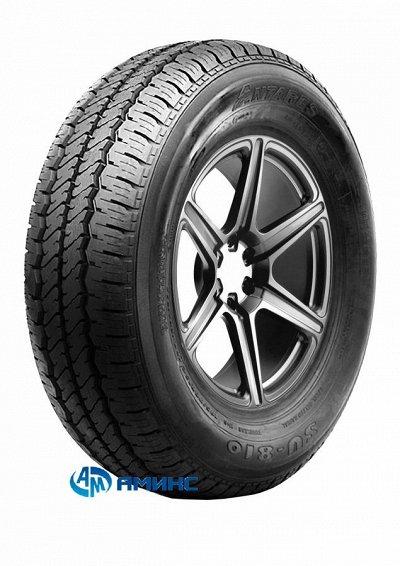 Новые Автомобильные Шины! Меняем зиму🔁лето, -30% шиномонтаж — SU-810 Легкогрузовая LT(лето) — Шины и диски