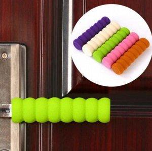 Защита для дверной ручки 2 шт. (белые)