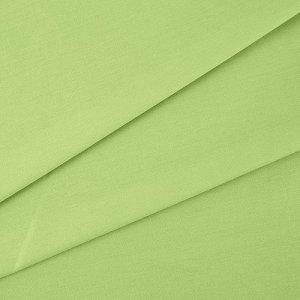 Ткань поплин гладкокрашеный 115 гр/м2 220 см цвет мохито