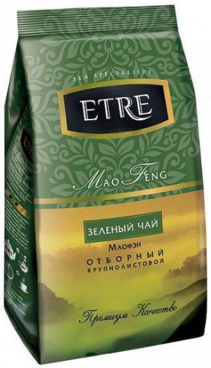 «ETRE», чай «Mao Feng» зеленый крупнолистовой, 200 г