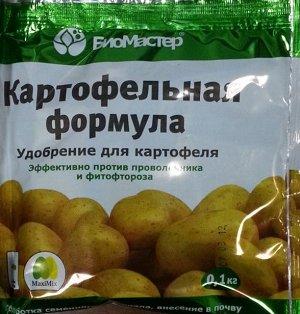Био-Мастер Картофельная формула (Код: 7980)