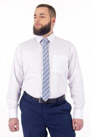 Сорочка полуприталенная длинный рукав