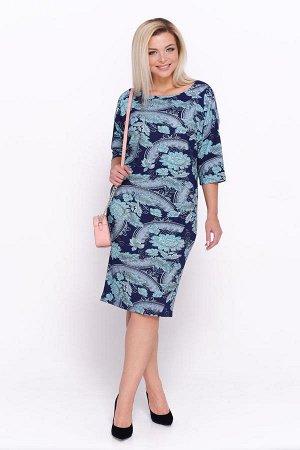 Отличное платье р.48-50