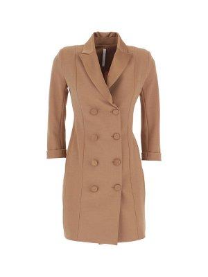 Платье пиджак ( цвет как на фото )