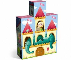 """STELLAR Кубики """"Дворец принцессы"""""""