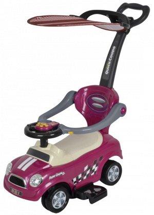 """Машина для катания детей Толокар """"CHILOK BO"""" 321C  (фиолетовый)"""