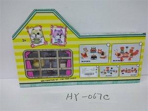 Набор игрушечной мебели OBL697794 HY-067C (1/48)