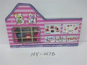 Набор игрушечной мебели OBL697793 HY-067B (1/48) 🌀