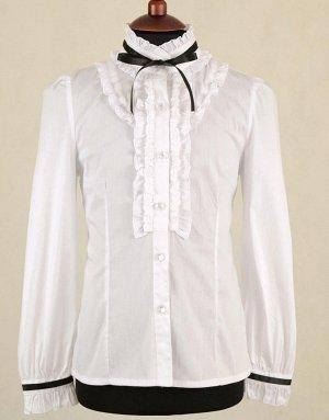 Блузка для девочки рост 152