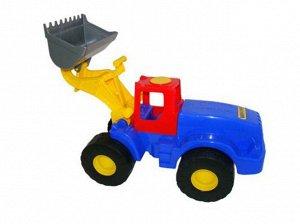 """Трактор-погрузчик """"Гранит"""" 58 см"""
