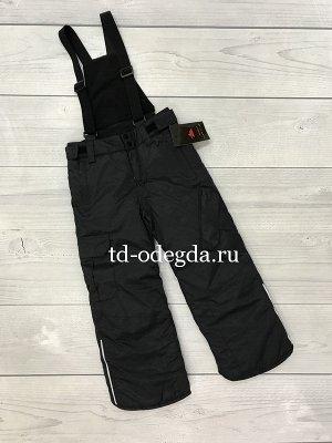 Брюки 8739 черный