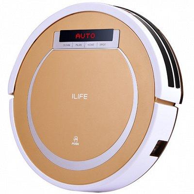 Все в наличии - 31 — Робот пылесос iLife — Роботы-пылесосы