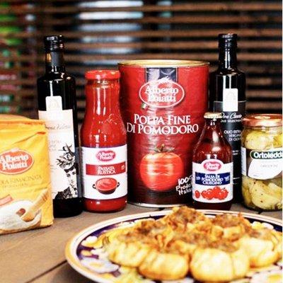 Итальянские продукты box — Томатная коллекция — Соусы и кетчупы